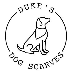 Duke's Dog Scarves