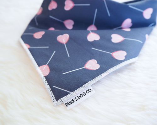 Lovely Lollipops Dog Bandana