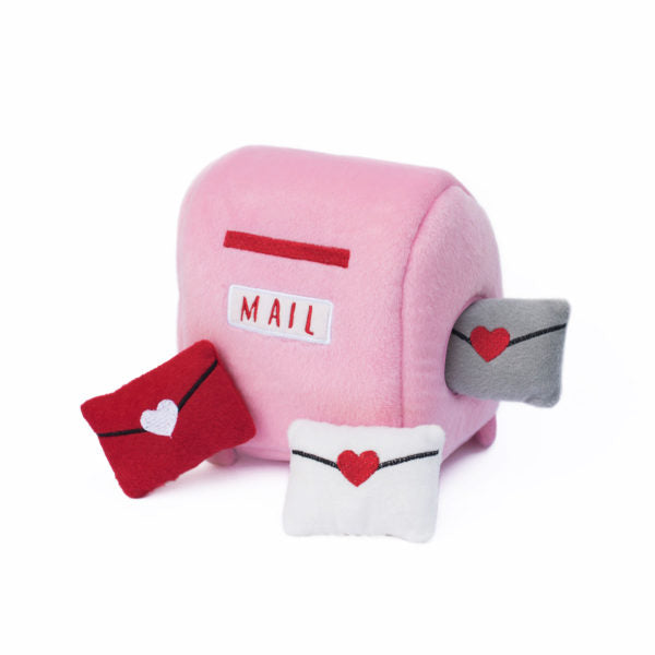 Zippy Burrow - Mailbox and Love Letters