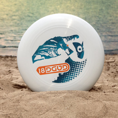 DGUD18 Tournament Disc