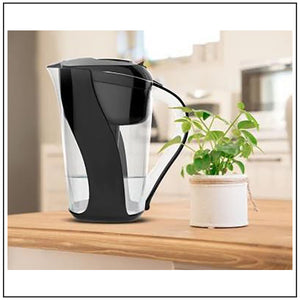 pH Miracle Alkaline Water Pitcher (with one Filter included)