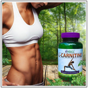 pH Miracle L-Carnitine - capsules