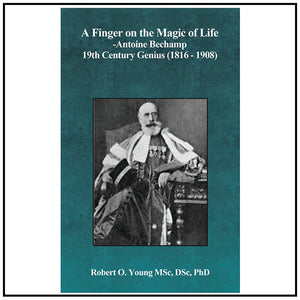 A Finger on the Magic of Life - Booklet