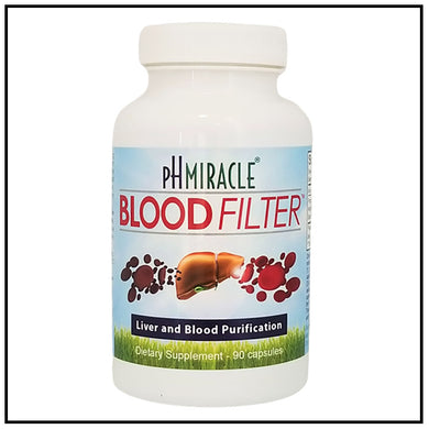 pH Miracle Blood Filter - capsules