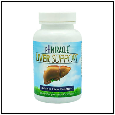 pH Miracle Liver Support