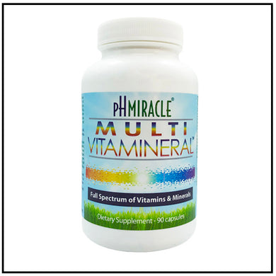 pH Miracle Multi-VitaMineral Capsules