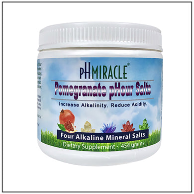pH Miracle Pomegranate pHour Salts - powder