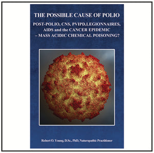 The Possible Cause of Polio, Post-Polio, CNS, PVIPD, Legionnaires, AIDS and the Cancer Epidemic - Booklet