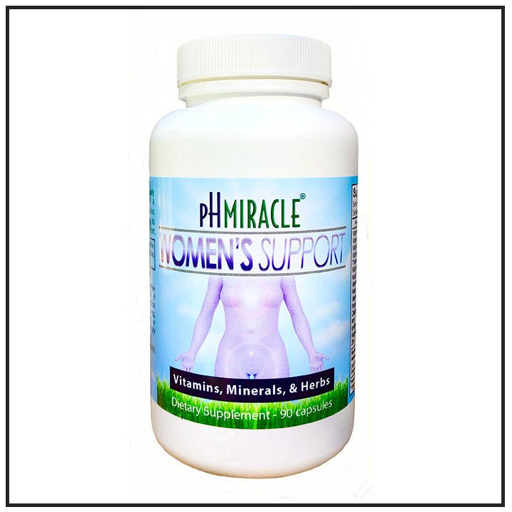 pH Miracle Women's Support Capsules