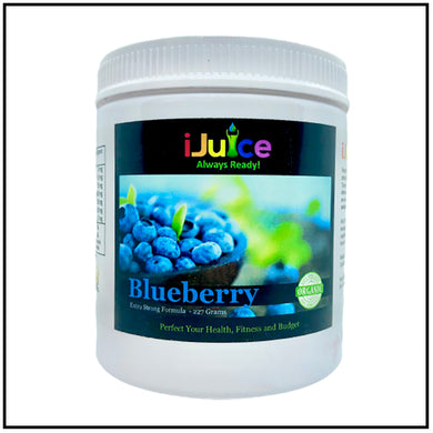 iJuice Blueberry