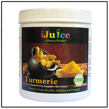 Load image into Gallery viewer, iJuice Turmeric - 227 grams