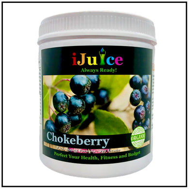 iJuice Chokeberry