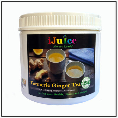 iJuice Turmeric Ginger Tea