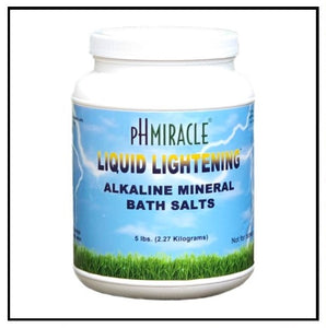 pH Miracle Alkaline Mineral Bath Salts
