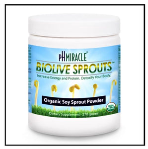 pH Miracle® Biolive Sprouts - 270 grams