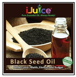 iJuice™ Black Seed Oil