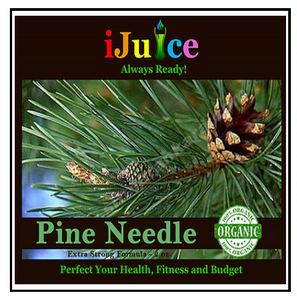 iJuice Red Pine Needle Oil