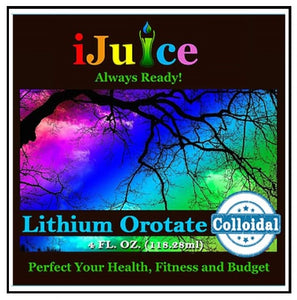 iJuice™ Colloidal Lithium Orotate