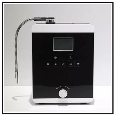 Multi-Functional Home Water Ionizer System