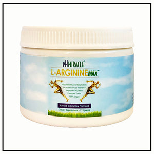 pH Miracle® L-Arginine MAX - powder