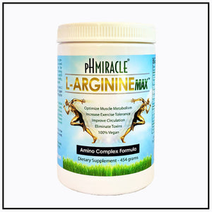 pH Miracle L-Arginine MAX - powder