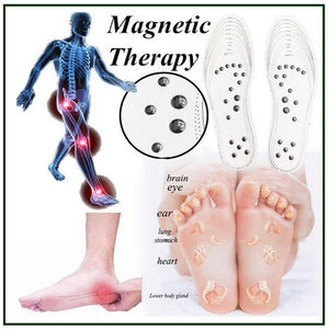 Innerlight Blue Magnetic Acupressure Insoles