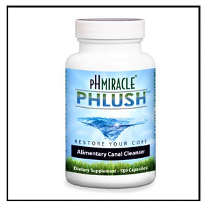 pH Miracle pHlush Alimentary Canal Cleanser - capsules