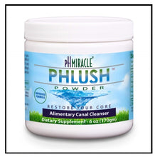 Load image into Gallery viewer, pH Miracle® pHlush Alimentary Canal Cleanser - powder and capsules