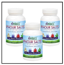 Load image into Gallery viewer, pH Miracle pHour Salts Capsules