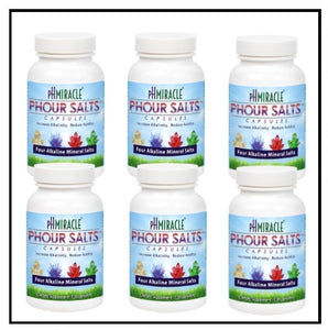 pH Miracle pHour Salts Capsules