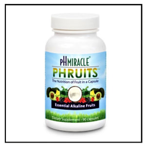 pH Miracle® Phruits - capsules