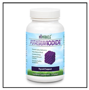 pH Miracle® Potassium Iodide - 150 tablets