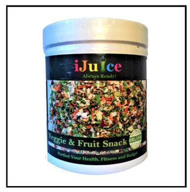 iJuice Organic Veggie & Fruit Snack