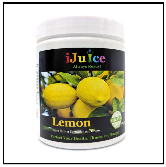 iJuice Lemon