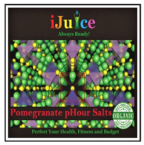 iJuice Pomegranate pHour Salts - powder