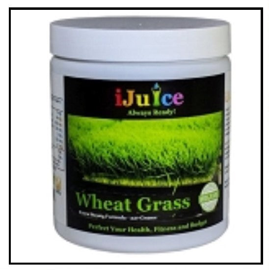 iJuice Wheat Grass