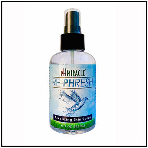 pH Miracle re-pHresh Alkalizing Skin Spray