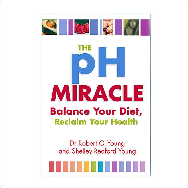 The pH Miracle - 2009 - Paperback Book