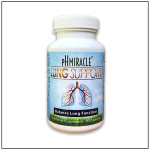 pH Miracle® Lung Support - capsules