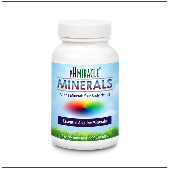 pH Miracle® Minerals - capsules