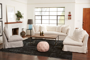Seda Armless Loveseat
