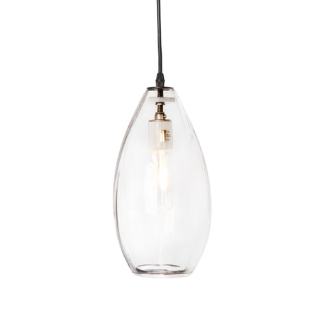 Bailey Lamp Small - Clear