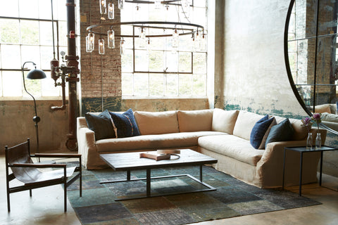 Hayden Deluxe 2 Arm Sectional