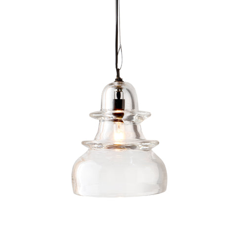 Morse Pendant Lamp X Large - Clear