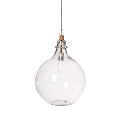 Jug Lamp XL - Clear