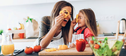 <p><b>The ABC's of healthy eating for children</b></p> <p> </p>