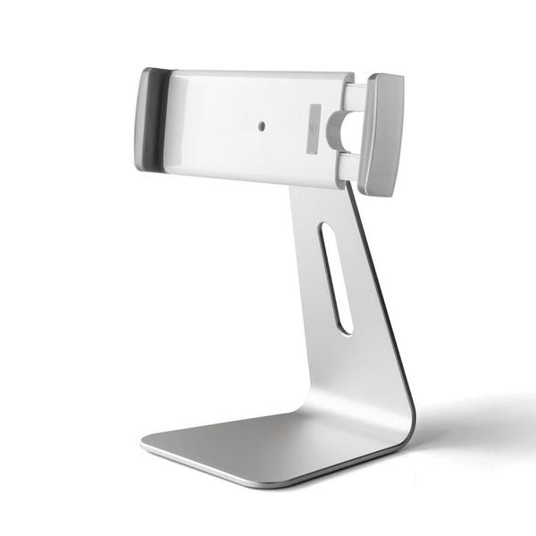Silver Tablet Stand