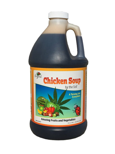 Chicken Soup For The Soil® (Cannabis) - Dr Jimz