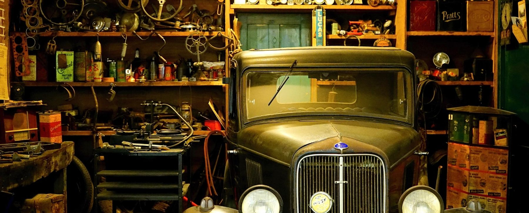 TIPS AND TRICKS FOR YOUR GARAGE
