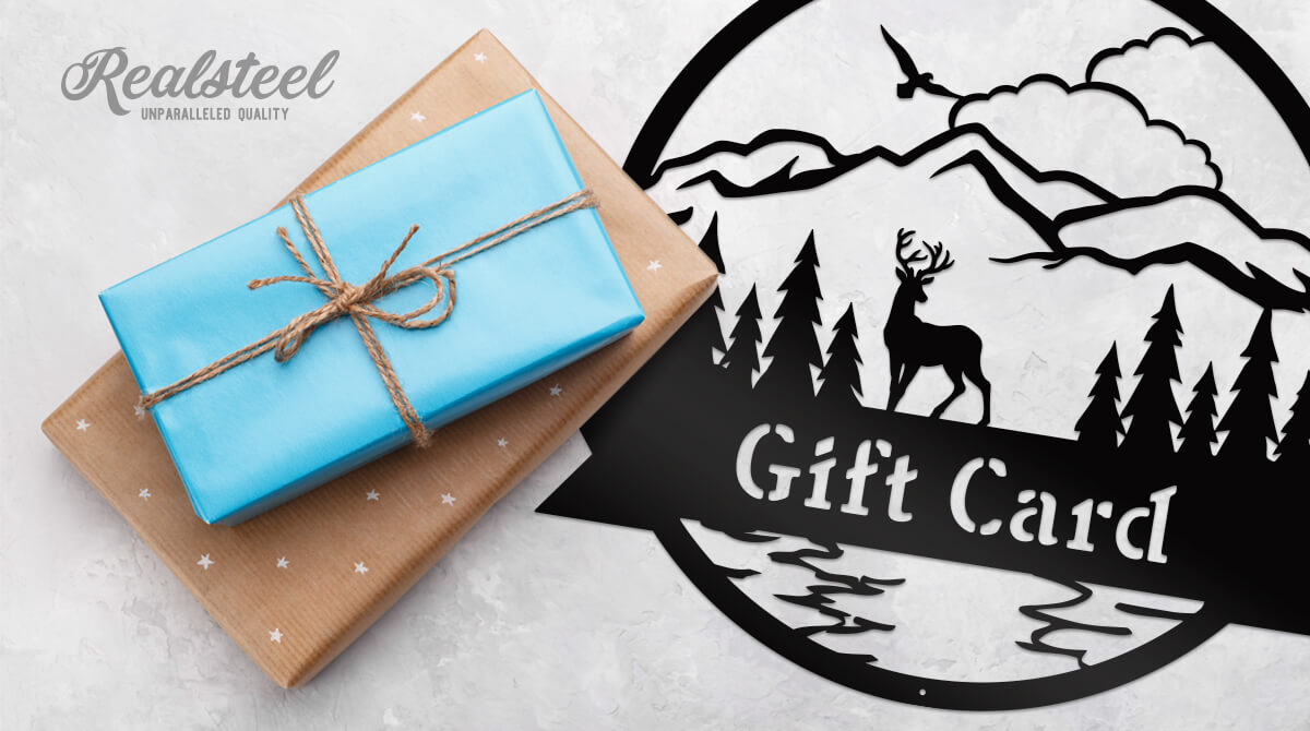 A RealSteel Center Gift Cards